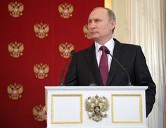 Putin cáo buộc Mỹ âm mưu giả vũ khí hoá học ở Syria - tin the gioi