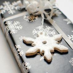 manualidades pasta de sal decoracion DIY navidad