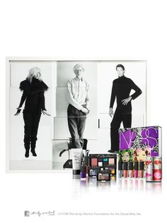 NARS Andy Warhol: Pop Goes Sephora! Collectors Edition by NARS & Christopher Makos on Gilt.com
