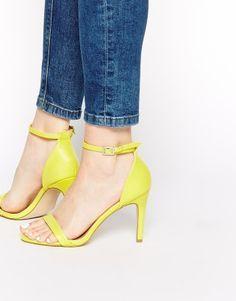 buy online 854cb 160df Sandales à talons   notre sélection de chaussures pour un petit ou un gros  budget