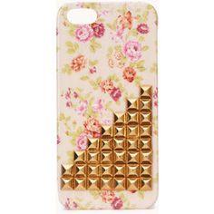 capa iphone floral taxas forever 21 - capinhas forever 21