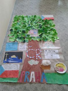 ČR Classroom Decor, Montessori, Homeschool, Teaching, Education, Outdoor Decor, Praha, Environment, History