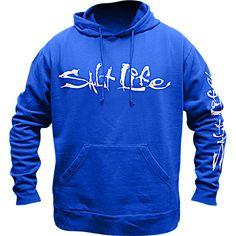 Salt Life - Salt Life Signature Fleece Hoodie