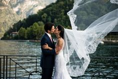 Photography : Janis Ratnieks Read More on SMP: http://www.stylemepretty.com/destination-weddings/italy-weddings/2016/04/19/glamorous-lake-como-wedding-even-george-clooney-would-be-jealous-of/
