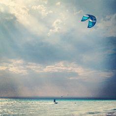 Kitesurf (Spiagge Bianche) Mi sueño cada vez está mas cerca