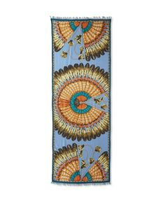 Hermes Women's Cashmere and Silk Stole, Teal/Beige/Green, One Size, http://www.myhabit.com/redirect/ref=qd_sw_dp_pi_li?url=http%3A%2F%2Fwww.myhabit.com%2Fdp%2FB00WG24R4U%3F