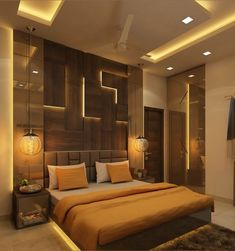 Design with style Design with smile. Indian Bedroom Design, Bedroom Door Design, Master Bedroom Interior, Bedroom Furniture Design, Home Room Design, Design Kitchen, Wooden Furniture, Furniture Plans, House Ceiling Design