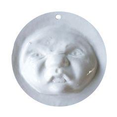 LIVINK - wall mood platte - grumpy hvid