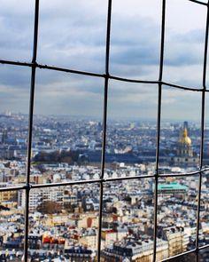 On top of paris!!