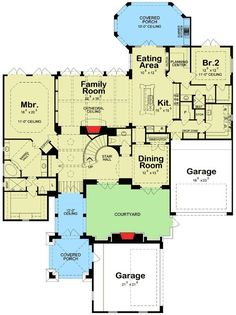 Ibie Floorplan