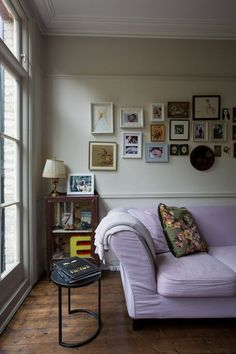 Try this trick to shake up your gallery wall
