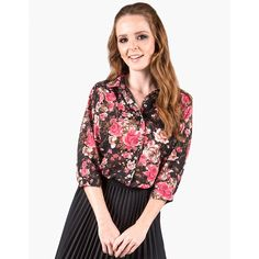 818b5de0a3758 Chemizz Camisaria do Brasil - Blusas e Camisas exclusivas. Camisa Chemizz  Manga Morcego Rosa Floral. chemizcamisaria · CAMISAS FEMININAS