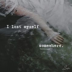 I Lost Myself - https://themindsjournal.com/i-lost-myself/
