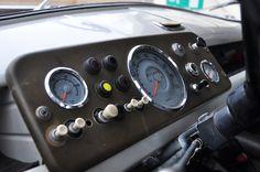 Mercedes-Benz L 319 Dashboard