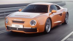 Audi R8 rebodied as Skoda supercar