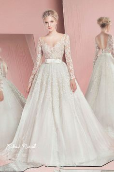 Zuhair Murad Spring 2016 Wedding Dresses Collection ~ GLOWLICIOUS
