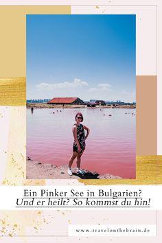 Was hat es mit dem pinken See in Burgas, Bulgarien auf sich? Hier erfährst du mehr und ich verrate dir, wie du hier kostenlos baden kannst! #burgas #bulgarien #pinkersee #pinkeseen