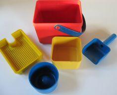 Sand Toys Bucket