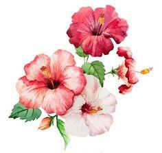 Flowers Temporary tattoo