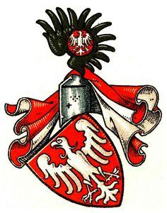 Wappen der Grafen von Werl / Coat of Arms of The Counts von Werl / Armas de los Condes de Werl