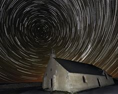 The best camera settings for shooting star trails