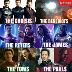 When using first names at a marvel panel things can get complicated. - - - When using first names at a marvel panel things can get complicated. – Memes da Marvel When using first names at a marvel panel things can get complicated. Marvel Comics, Marvel Jokes, Films Marvel, Funny Marvel Memes, Dc Memes, Marvel Heroes, Funny Movie Memes, Loki Marvel, Funny Comics