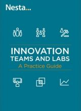 Innovation teams and labs: a practice guide | Nesta