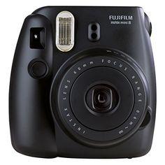 Una cámara de fotos instantánea muy divertida que está disponible en varios colores.