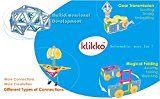 Klikko model building set  240 pieces  Ages 3 Executive Education Toy Best gifts intended for boys and girls with activities to learn COME concept