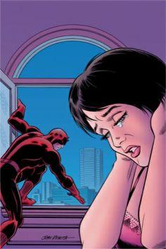 Daredevil by John Romita Sr