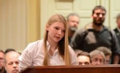 15-Year Old Girl Smokes Gun Control Arguments.  WOW, ready to be enlightened?