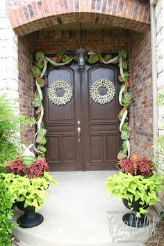 Easter Door
