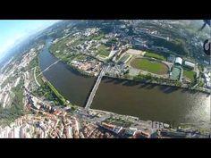 Aerial view of Coimbra, Portugal - Video by Tirar o pé do chão