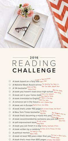 popsugar reading 2016