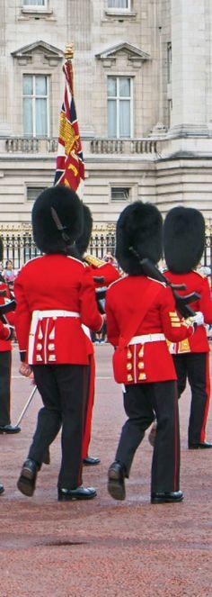 London's Buckingham Palace