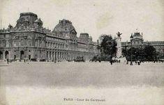 place du Carrousel - Paris 1er