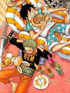 one piece uploaded by xKAWAiix on We Heart It One Piece New World, One Piece Crew, One Piece 1, One Piece Manga, Zoro One Piece, Monkey D Luffy, Manga Anime, Anime Art, One Piece Cosplay