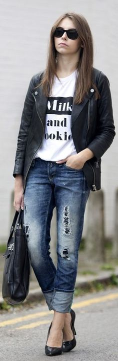 Outfit | #denim X Stylight
