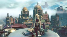 Although Sony might have had plenty to show off on stage during their E3 2016 press conference they ended up leaving Gravity Rush 2