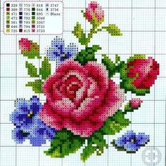Knitting TechniquesCrochet For BeginnersCrochet ProjectsCrochet Ideas Cross Stitch Pillow, Cross Stitch Heart, Cross Stitch Flowers, Cat Cross Stitches, Cross Stitching, Cross Stitch Embroidery, Cross Stitch Designs, Cross Stitch Patterns, Loom Patterns
