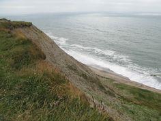 Bovbjerg cliffs, Denmark