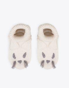 bunny booties.