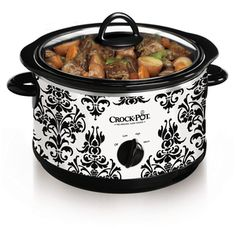 A small (and adorable) crock pot such as this one is great for any student - find a recipe, put it on in the morning, come home that evening to a warm, home-cooked supper!