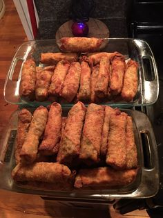 Do-it-yourself Spicy Venison Egg Rolls. Elk Recipes, Egg Roll Recipes, Wild Game Recipes, Sausage Recipes, Fish Recipes, Great Recipes, Cooking Recipes, Favorite Recipes, Cooking Pasta