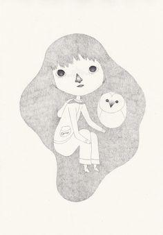 'Owl' by Yohan Sacre