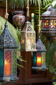 Lanterne marocchine