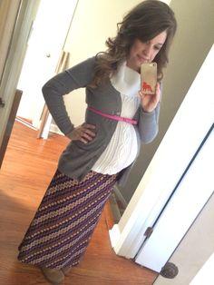 Modern Modesty Maternity