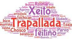 Al ver cómo«sapoconcho» se ponía de modagracias a «Operación Triunfo», esta usuaria quiso reivindicar todas lasexpresiones que los gallegosusamos aún cuando hablamos en castellano Teaching, Humor, Sayings, Quotes, Celtic, Spain, Facebook, Truths, Thoughts