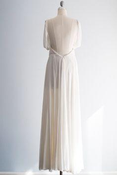 RENTAL White Draped Grecian Style Designer Gown - S/2 | G O S S A M E R Engagement Photo Dress, Engagement Photos, Drape Gowns, S 2, Dress Rental, Designer Gowns, Shoulder Sleeve, Off The Shoulder, Product Description