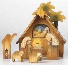 Puzzle Nativity